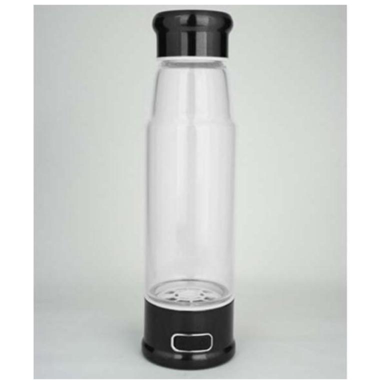 WIN 携帯水素水生成器 H2plus B-1501BK ブラック(47443)