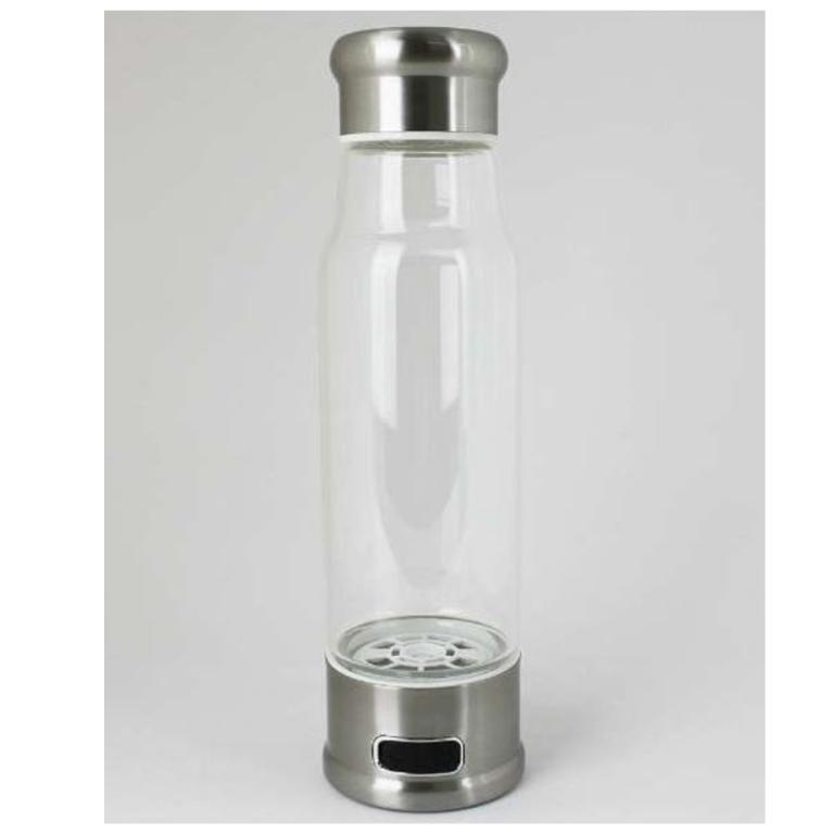 ウィン WIN 充電式水素水生成器 H2plus B-1501S シルバー(46128)