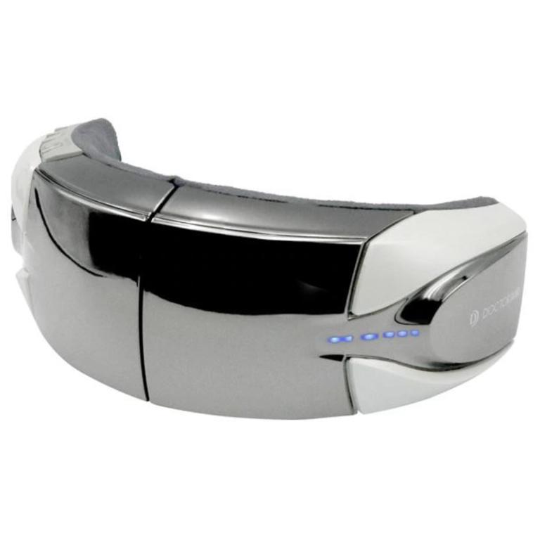 ドクターエア DOCTORAIR 3DアイマジックS EM-03WH ホワイト(47160)