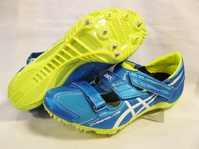 ASICS cyber blade HF for Asics land spikes 100-400m, the hurdle