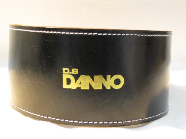 ダンノウエイトリフティングベルトDX Mサイズ
