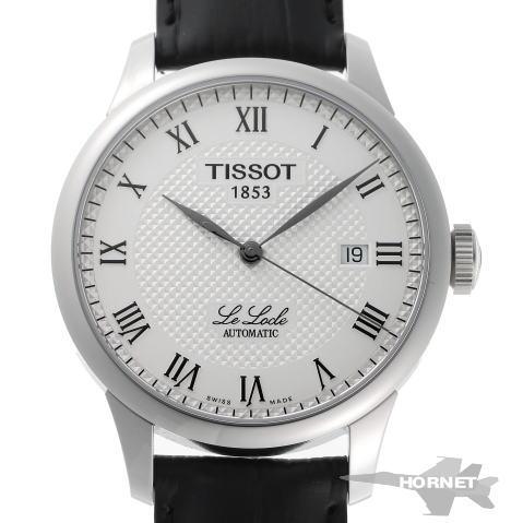 TISSOT ティソ T-クラシック ル・ロックル オートマチック T41.1.423.33 シルバー文字盤 SS 【中古】【時計】 1810498