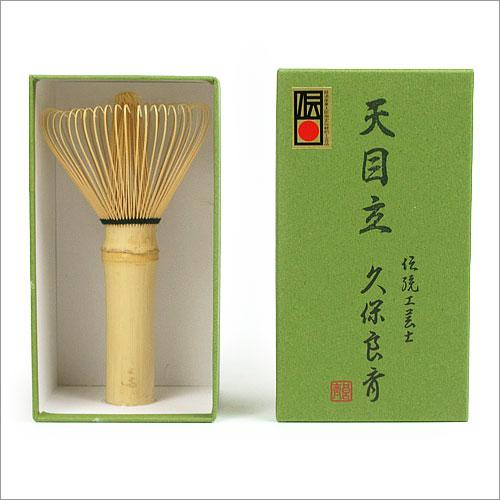 9b9c8b68 [tea service set bamboo tea whisk, bamboo tea whisk] Tea bowl bamboo tea  whisk white bamboo folkcraft person Ryosai Kubo product