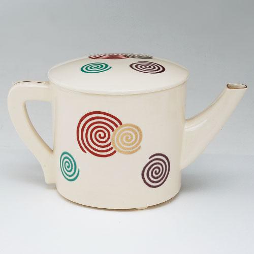 茶道具 水次/水注 水注 渦