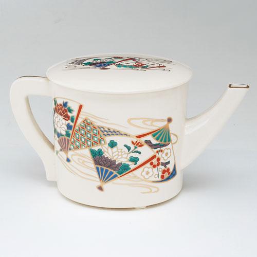 茶道具 水次/水注 水注 扇面流水