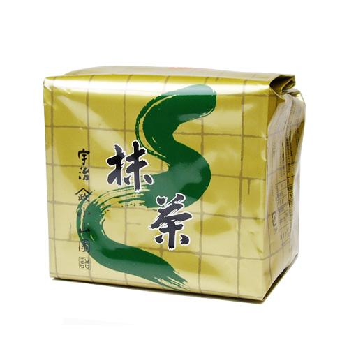 送料無料 業務用加工用抹茶 2号 粉末 抹茶 菓子用抹茶 1kg詰×12 食品加工用 1ケース 山政小山園製