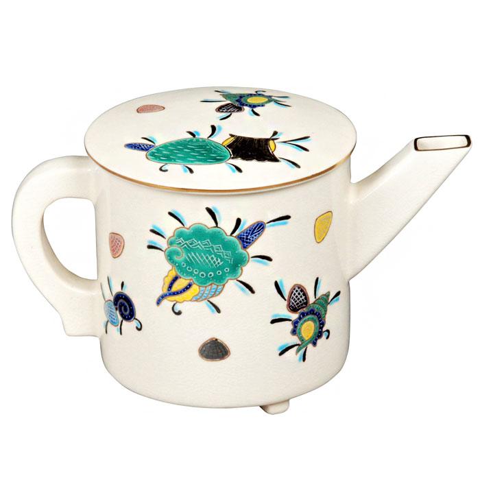 茶道具 水次/水注 水注 海松貝 御室窯