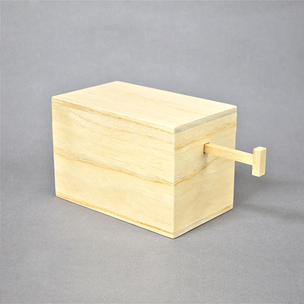 茶道具 茶篩箱 小