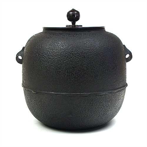 茶道具 小釜/風炉釜 小釜 棗型 国産