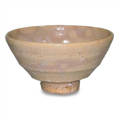 茶道具 抹茶碗 濃茶用 大井戸茶碗 蓬莱写 安田道雄作