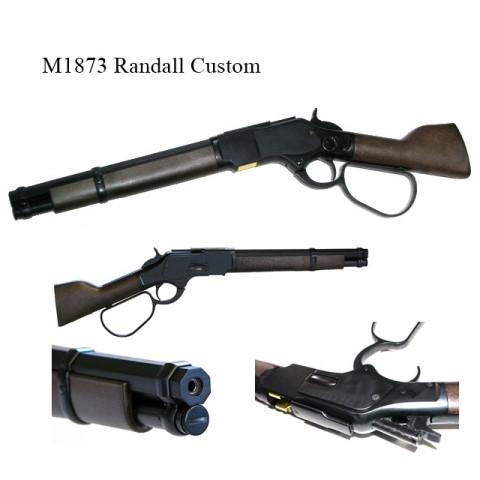 ウィンチェスター M1873 ランダルカスタム WINCHESTER M1873 Randdall 【拳銃無宿】 レバーアクションエアガン (18歳以上) KTW