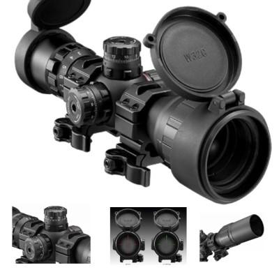 NEW イルミネーテッド ショートスコープ 3-9x32mm 「専用リング&レンズキャップ付」 東京マルイ