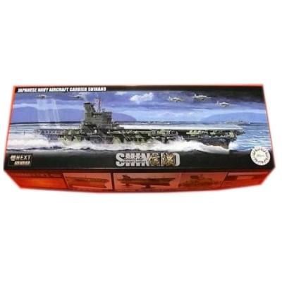 艦NEXTシリーズ 艦NX8 No.8 フジミ模型 日本海軍戦艦 信濃