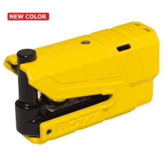 【セール特価】 【ABUS[アバス アブス]】 アラームディスクロック 8077 Granit Detecto X-Plus yellow[Granit Detecto X-Plus 8077]【P01Jul16】