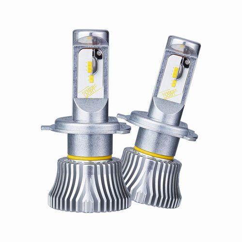 スフィアライト(SPHERELIGHT) 自動車用LEDヘッドライト RIZING2 H4 Hi/Lo (24V) 4500K SRH4B045