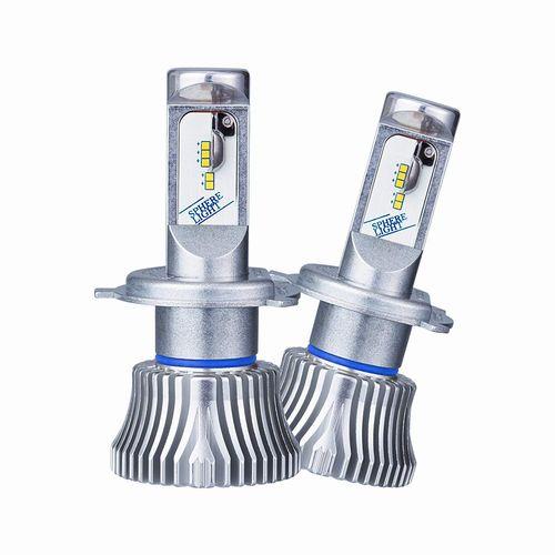 スフィアライト(SPHERELIGHT) 自動車用LEDヘッドライト RIZING2 H4 Hi/Lo (24V) 6000K SRH4B060
