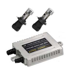 スフィアライト(SPHERELIGHT) HIDコンバージョンキット スフィアバラスト 35W H4 Hi/Lo 6000K リレー付き 1年保証 SHCBC0603