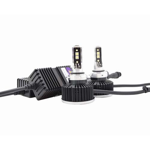 ZRAY RH8 ヘッドライト専用LEDバルブキット HIR2 (トヨタ C-HR) 6500K 日本製 3年保証