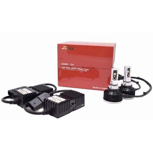ZRAY RF4 フォグライト専用LEDバルブ PSX26W 6500K 日本製 3年保証