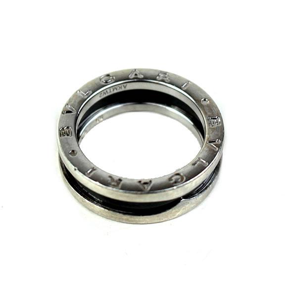 ブルガリ ビーゼロワン リング シルバー 指輪 10号 k428 【中古】