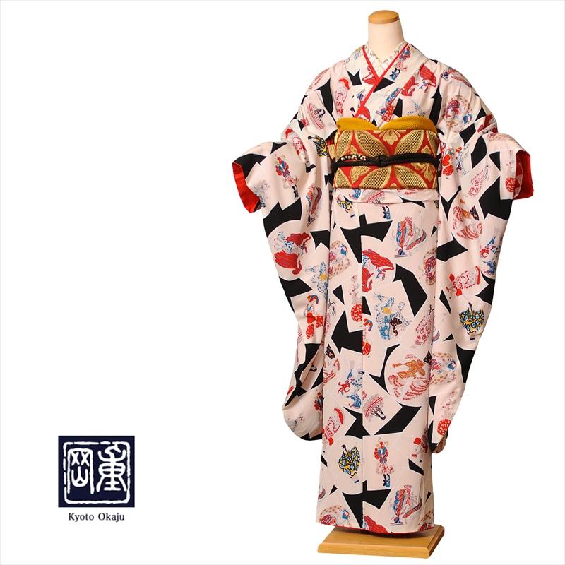 【レンタル】振袖 レンタル 岡重 8ACB30