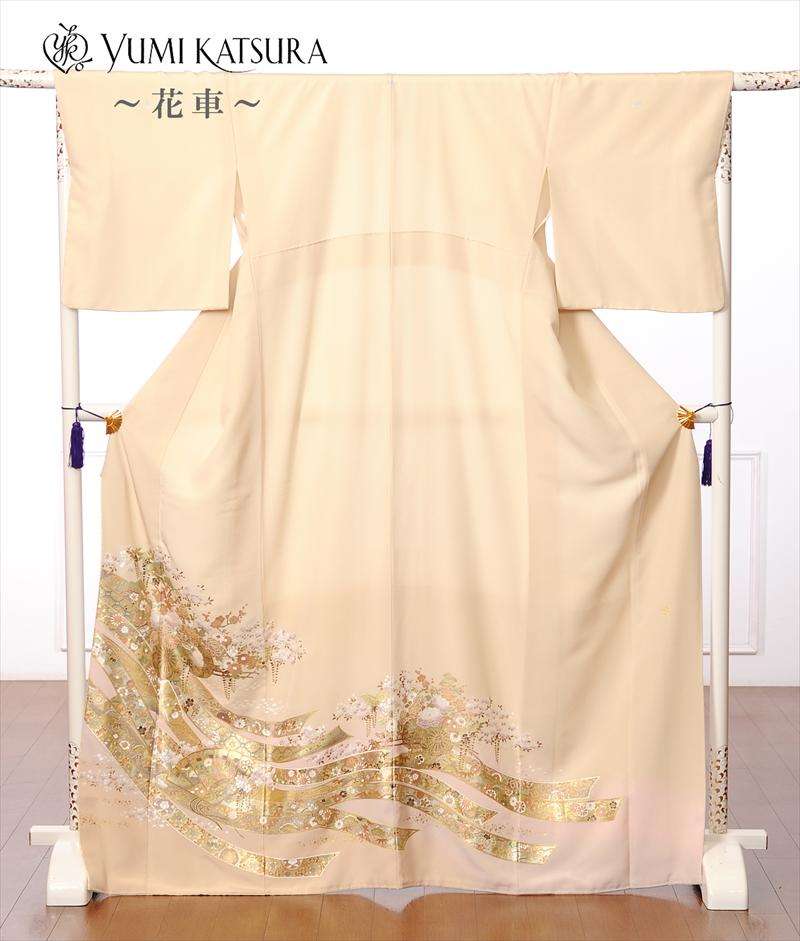 【レンタル】桂由美 色留袖レンタルフルセット8AB44 結婚式 親族 色留袖レンタル yumi katsura