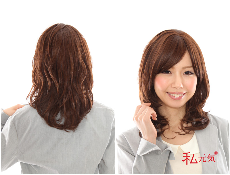 Auc Igennki Jun Hair Wig Sale And Settlement Of A Lady A