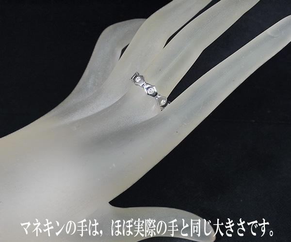 マリナB 750WG ダイヤモンド リング 質屋出店送料無料A5Rq3Lc4j