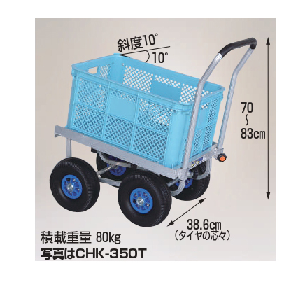 ハラックス 愛菜号 CHK-350N