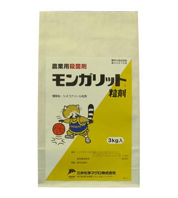殺菌剤 モンガリット粒剤 3kg×8個セット 【ケース販売】