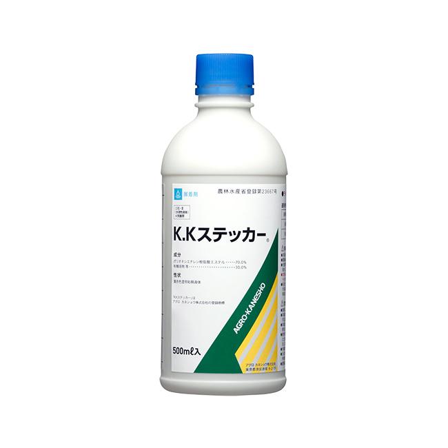 展着剤 K・Kステッカー 5L 【宅急便発送】