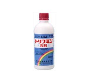 育苗 果樹 果実 殺菌剤 ケース販売 保証 500ml×20本セット 超人気 専門店 トリフミン乳剤