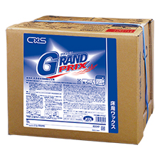 メーカー公式ショップ 高濃度樹脂ワックス グランプリ CXS シーバイエス 業務用 割引も実施中 床用ワックス 18L