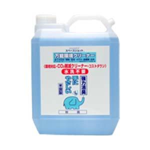 <title>オーブ 販売期間 限定のお得なタイムセール テック 手にやさしい業務用多目的洗剤 スペースショット 万能環境クリーナー 4L 業務用 万能洗剤</title>