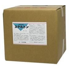 クリアライト工業 スケルトン 20kg【業務用 お風呂洗剤】