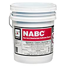 アムテック NABC(ナバック) 19L【業務用 トイレ洗剤】