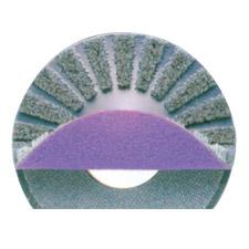 3M フロアブラシ(紫)No.53 洗浄用 13インチ330mm【業務用 フロアブラシ】