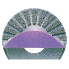 3M フロアブラシ(紫)No.53 洗浄用 15インチ 380mm【業務用 フロアブラシ】