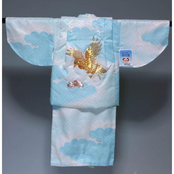 一つ身着物・袖なしセット(赤ちゃん0~1歳用)男の子 15