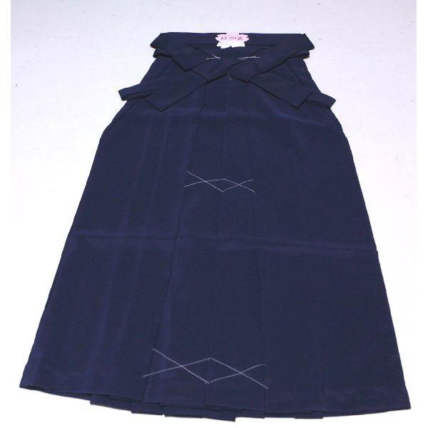 セール価格 代引き手数料無料 新作多数 二尺袖用 無地袴 L寸 2003