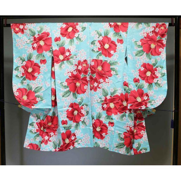 代引き手数料無料 人気ブランド多数対象 日本メーカー新品 二尺袖 着物のみ 3001 ショート丈