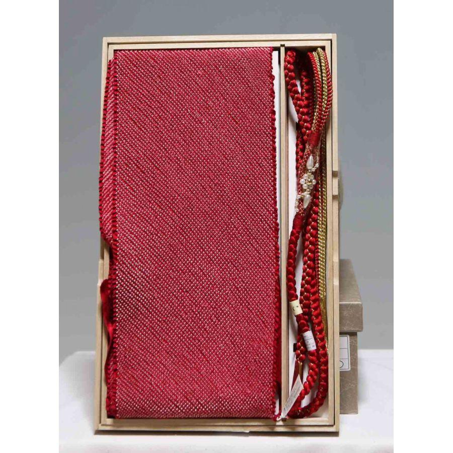 振袖用 正絹帯揚げ帯締め(〆)セット 206