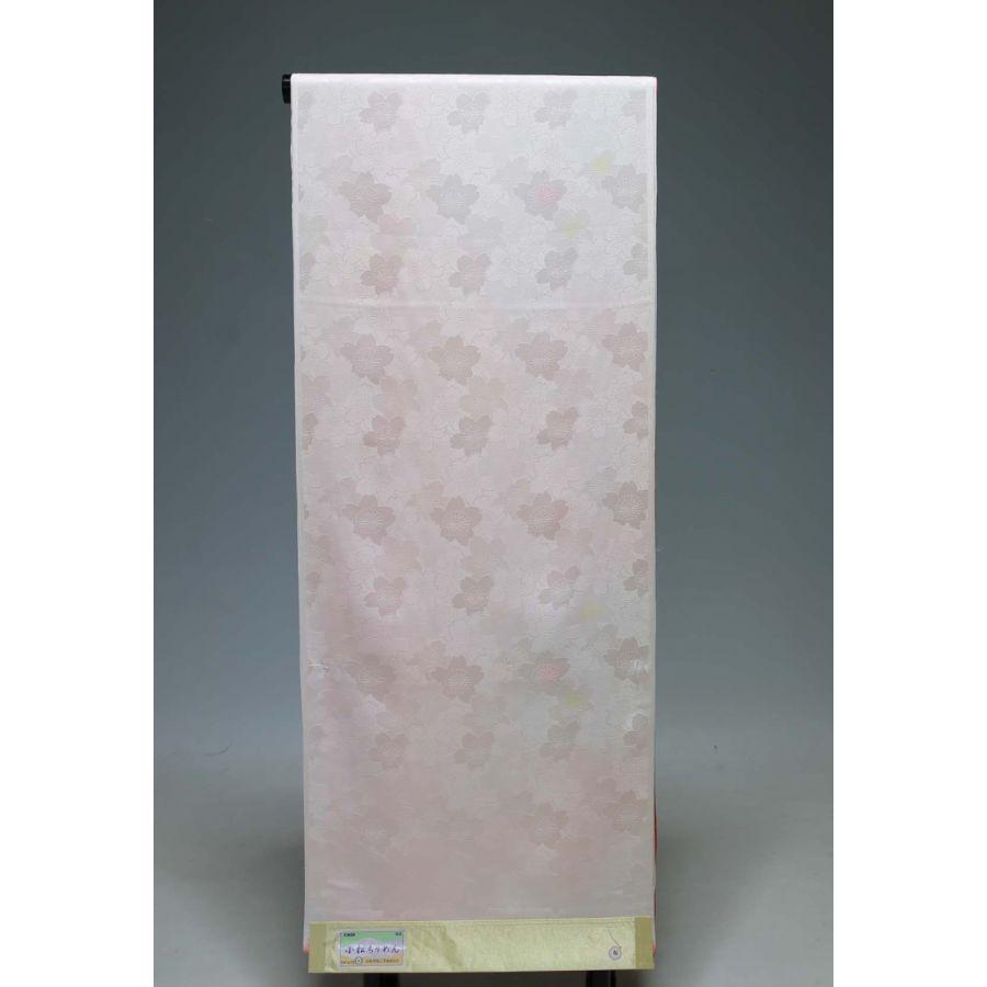 振袖用正絹襦袢地(長襦袢)反物振りぼかし 小松縮緬クイーンサイズ 日本製 1202