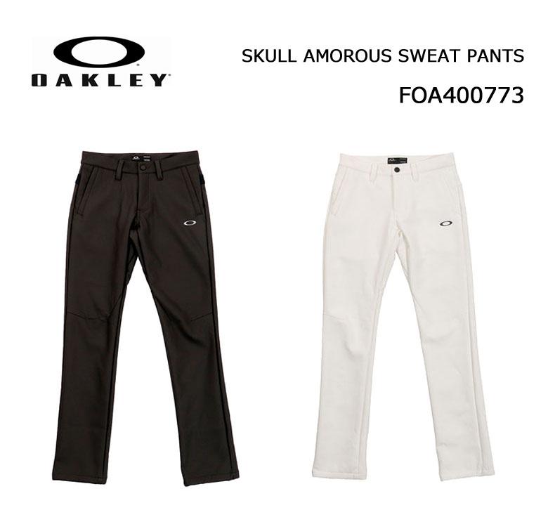 【★】【2020年春夏モデル】オークリーSKULL AMOROUS SWEAT PANTS【FOA400773】 OAKLEY スウェットパンツ 【即納可】
