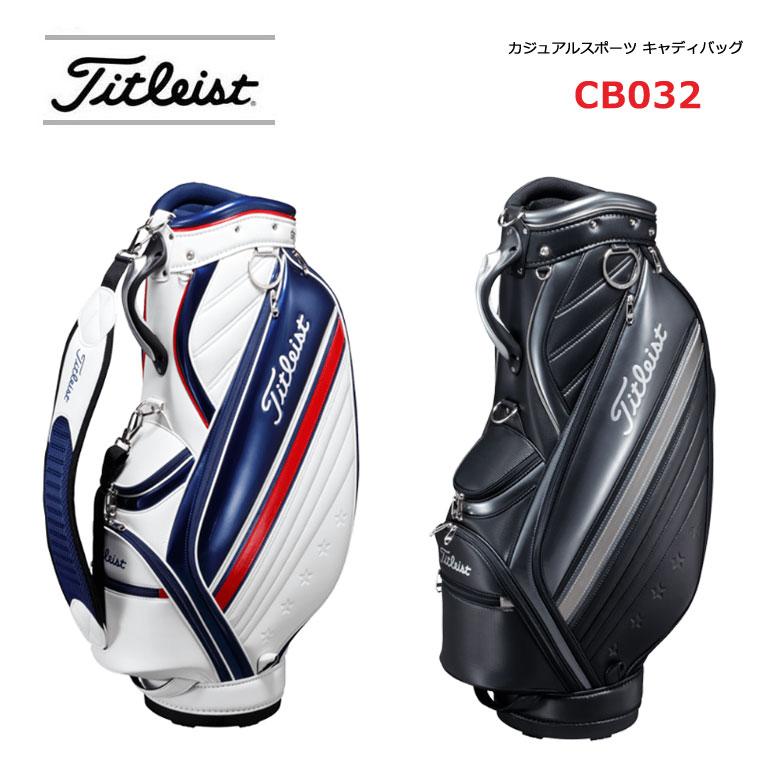 【◆】タイトリスト CB032 カジュアルスポーツ キャディバッグtitleist 【2020年モデル】日本正規品