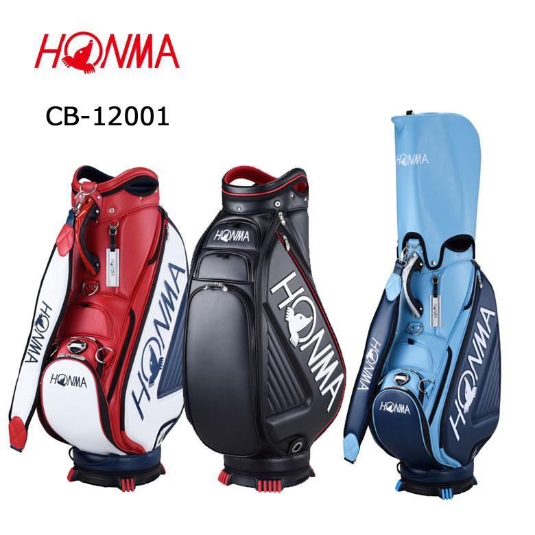 【★】本間ゴルフ HONMACB-12001 CB12001トーナメントプロモデル キャディバッグホンマ【2020年モデル】
