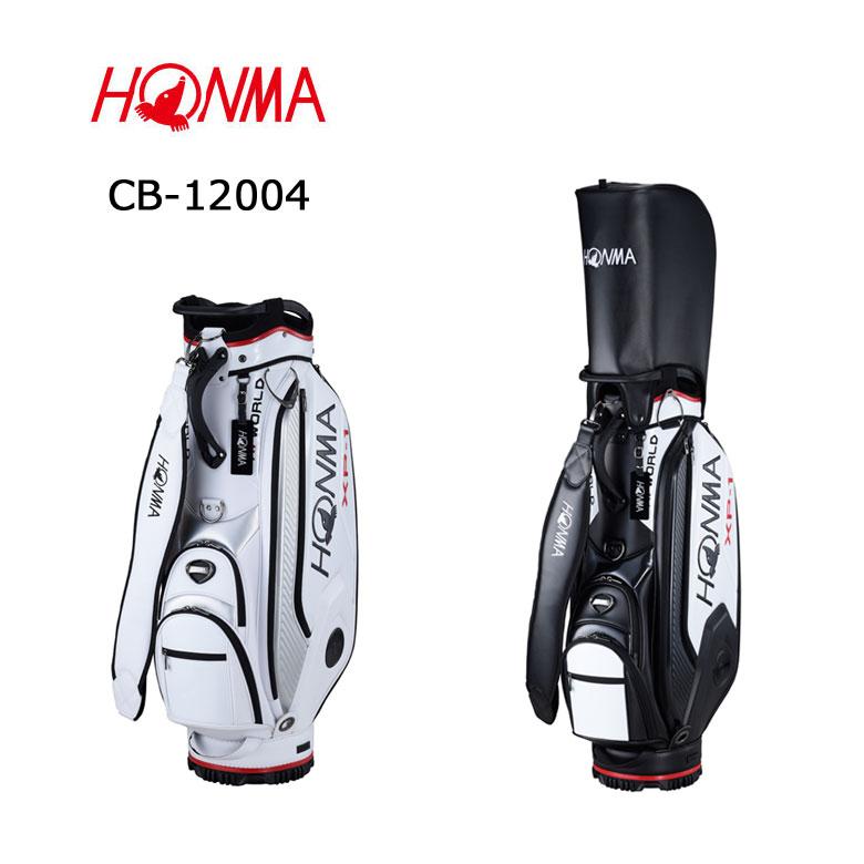【◆】本間ゴルフ HONMACB-12004 CB12004XP-1 クラブフックキャディバッグホンマ【2020年モデル】