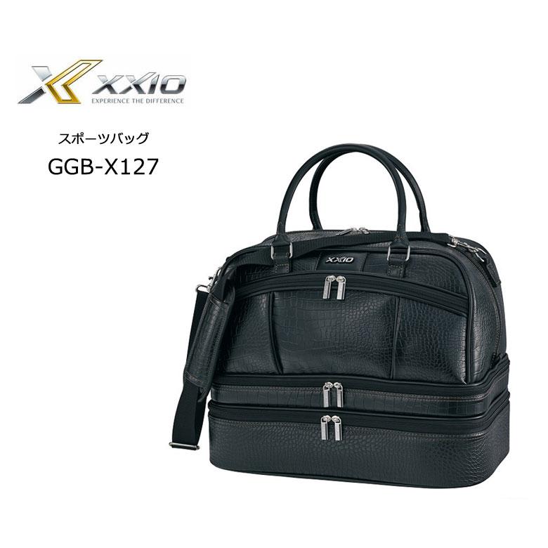 【★】ダンロップ ゼクシオ XXIO メンズ スポーツバッグ ボストンバッグ GGB-X127【2020年モデル】