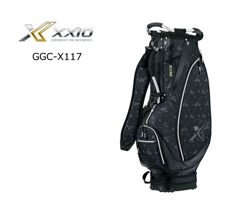 【★】ダンロップ ゴルフ ゼクシオ XXIO メンズ キャディバッグ GGC-X117【2020年モデル】