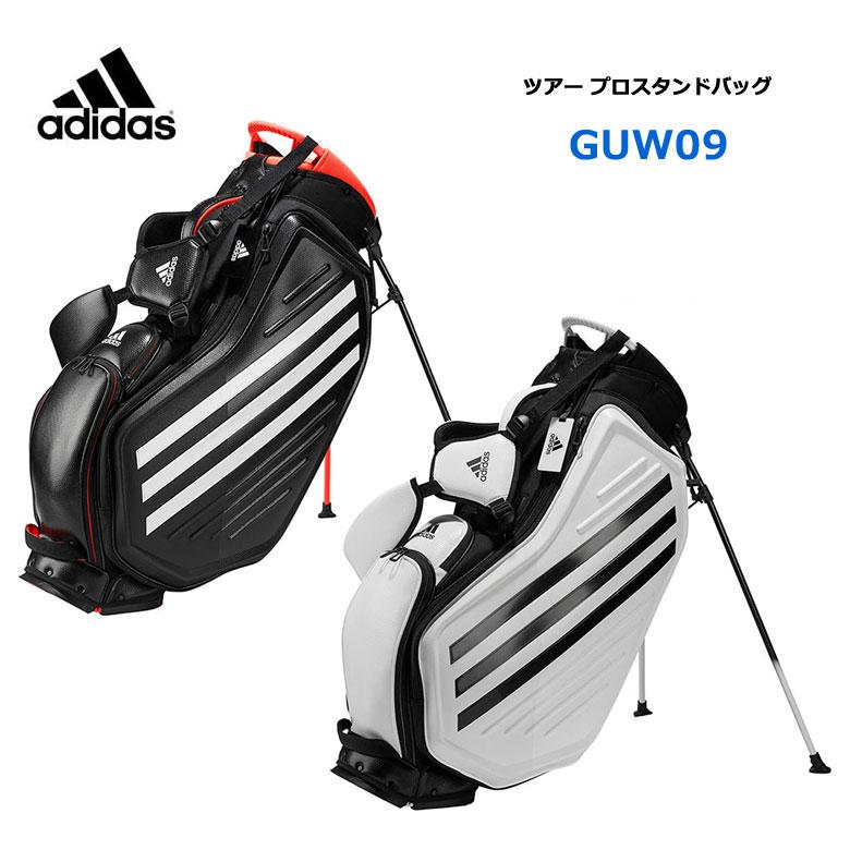 【◆】アディダス ゴルフ ツアー プロスタンドバッグadidas golf キャディバッグ【GUW09】【日本代理店モデル】【guw09】【2020年モデル】